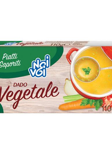 10 Dadi Vegetale