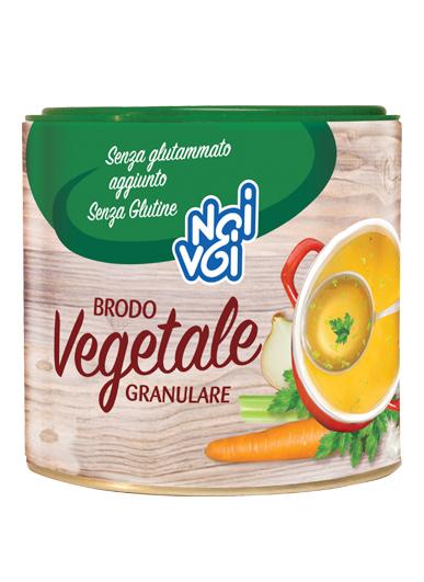 Brodo Granulare Vegetale