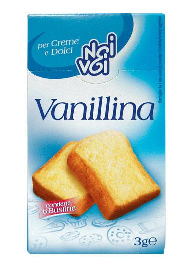 Vanillina 3 g