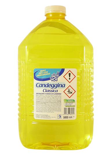 Candeggina 5000 ml