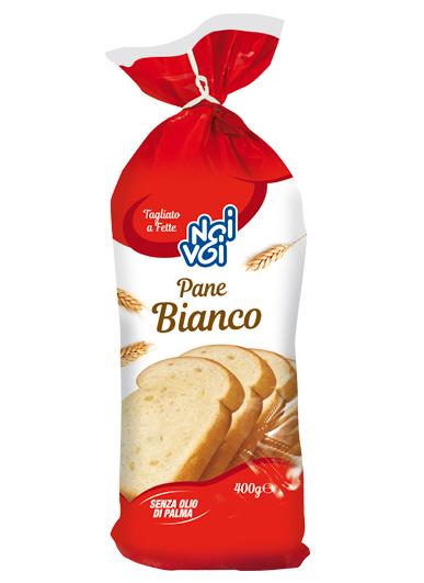 Pane Bianco 400g