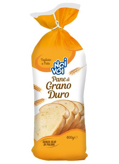 Pane di Grano Duro 400g