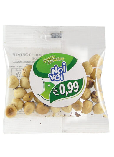 Nocciole tostate 40 g