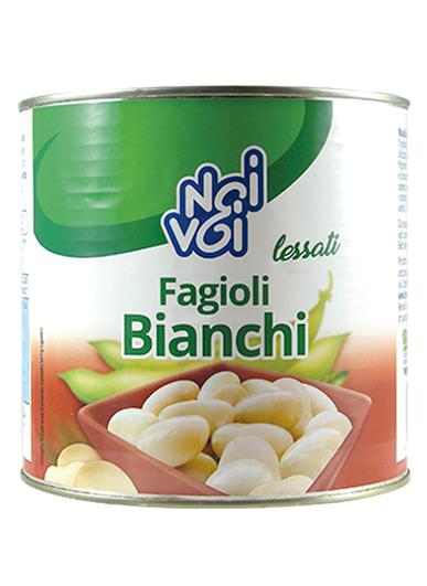 Fagioli Bianchi 2550g