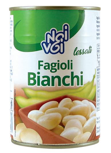 Fagioli Bianchi 400g