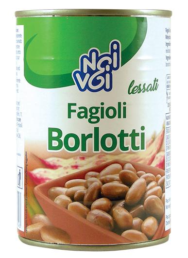 Borlotti 400g
