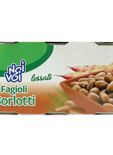 Borlotti 3x400g