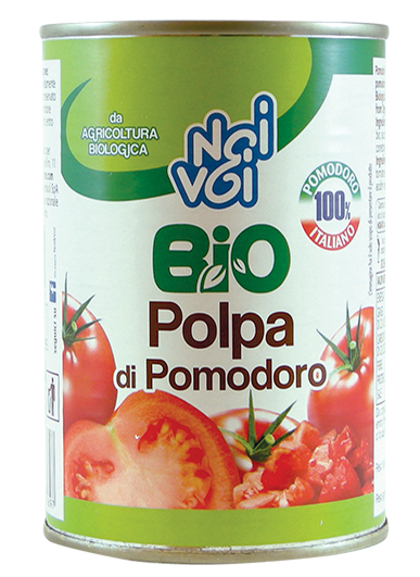 Polpa Pomodoro BIO 400g