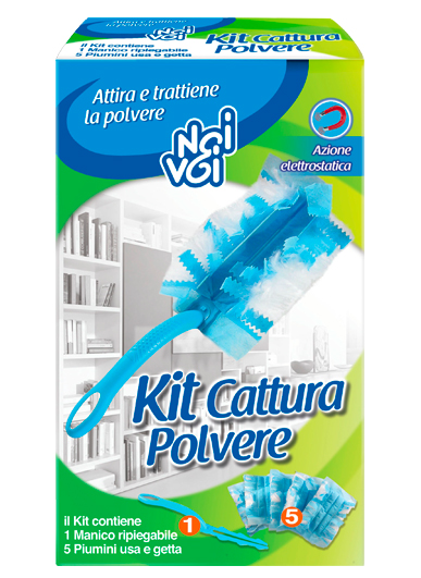 Kit Catturapolvere