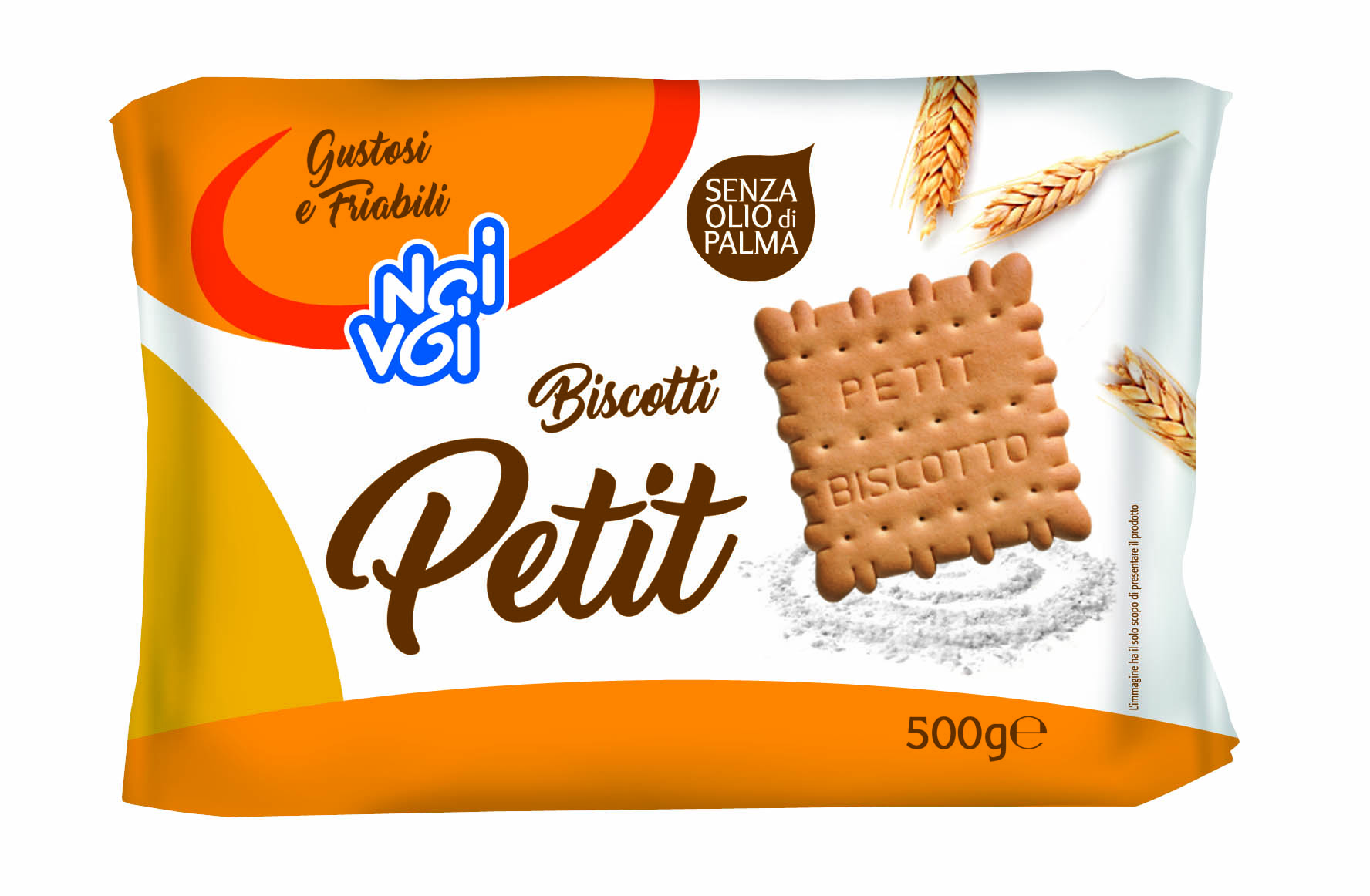 Biscotti Petit 500g