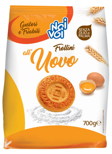 Frollini all'Uovo 700g