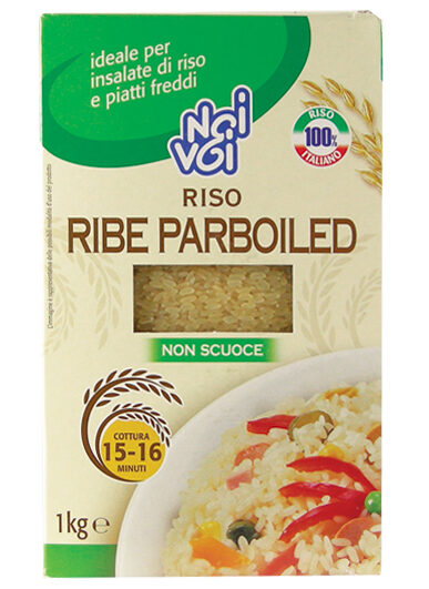 Riso Ribe Parboiled