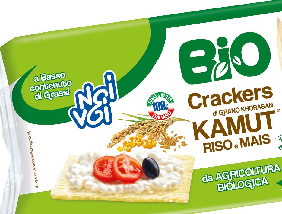 Crackers kamut 150g