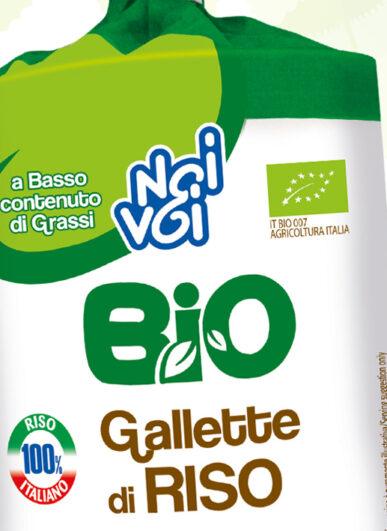 Gallette riso 130g