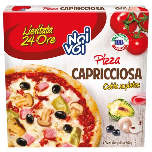 Pizza Capricciosa 360 g