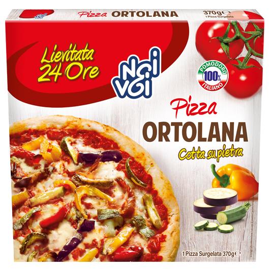 Pizza Ortolana 370 g