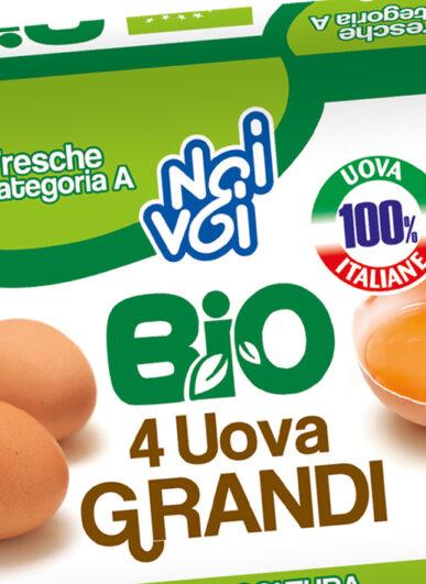 4 Uova grandi