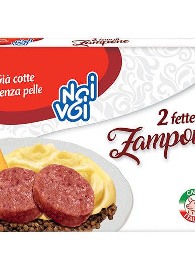 2 fette di Zampone 150 g