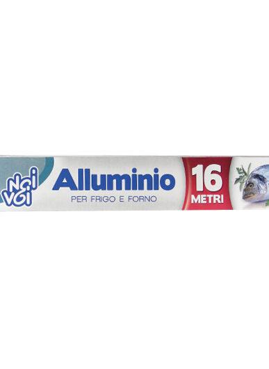 Alluminio 16 mt