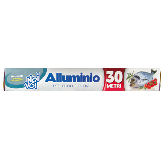 Alluminio 30 mt