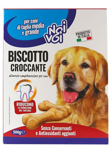 Biscotto croccante 500 g