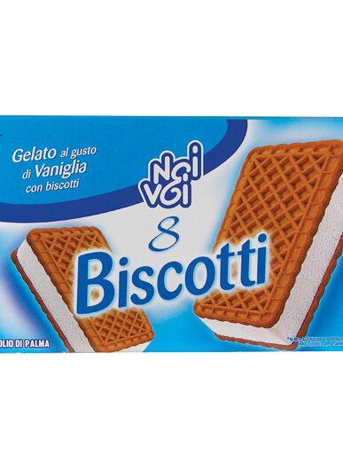 Biscotti  vaniglia 400 g