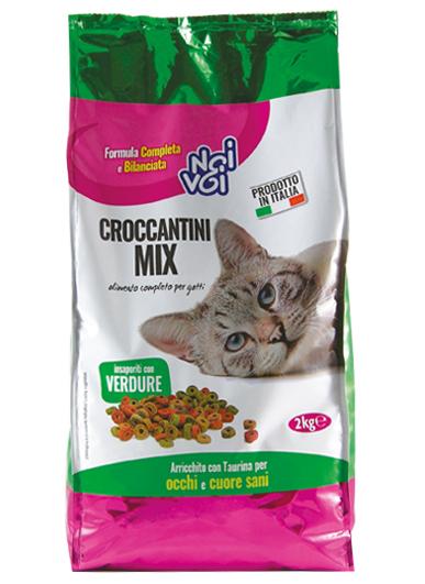 Croccantini Mix insaporiti con Verdure 2 kg