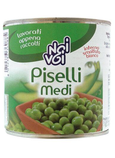Piselli medi 410 g