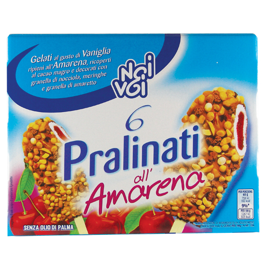 Pralinati all'Amarena 360 g