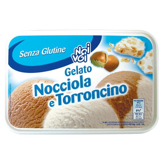 Nocciola e Torroncino 500 g