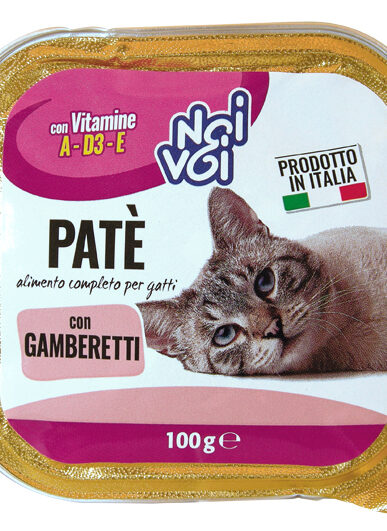 Patè Gamberetti 100 g