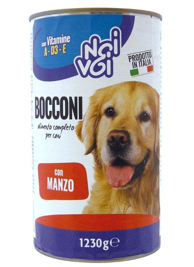 Bocconi Manzo 1230 g