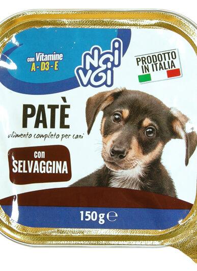 Patè con Selvaggina 150 g