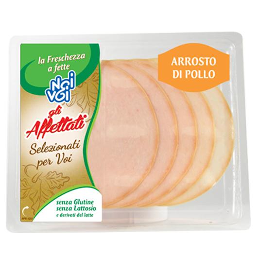 Arrosto di pollo 100 g