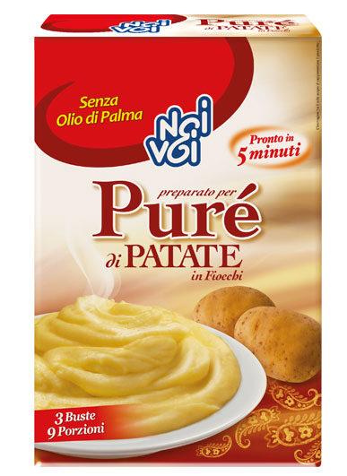 preparato per Purè di Patate in fiocchi 225 g