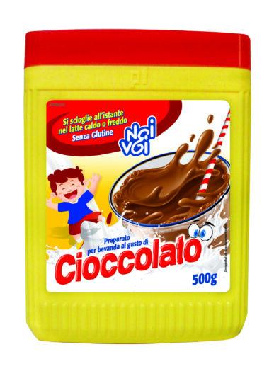Cioccolato Solubile 500 g