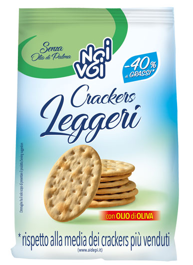 Crackers Leggeri 250 g