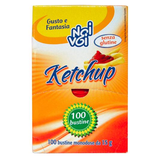 Ketchup 100 bustine