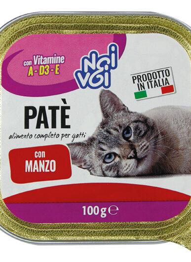 Patè Manzo 100 g