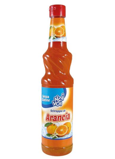 Sciroppo di Arancia 500 ml