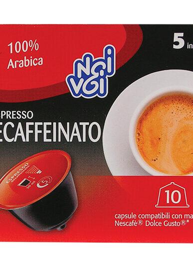 Capsule Espresso Decaffeinato