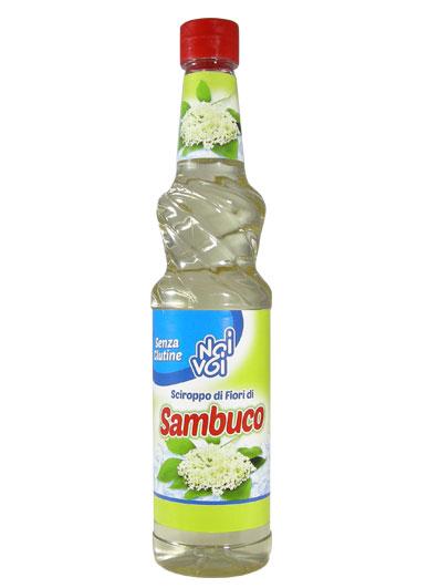 Sciroppo di Fiori di Sambuco 500 ml