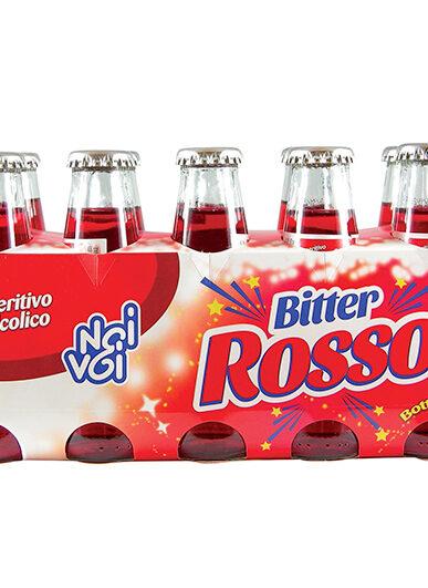 Bitter Rosso 10 x 100 ml
