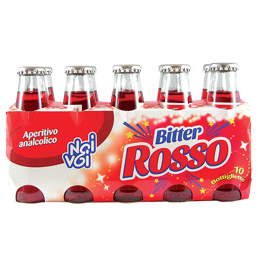 Bitter Rosso 10 x 100 ml
