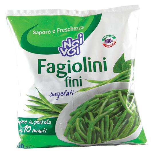 Fagiolini fini 450 g