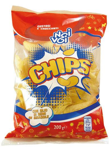 Chips 200 g