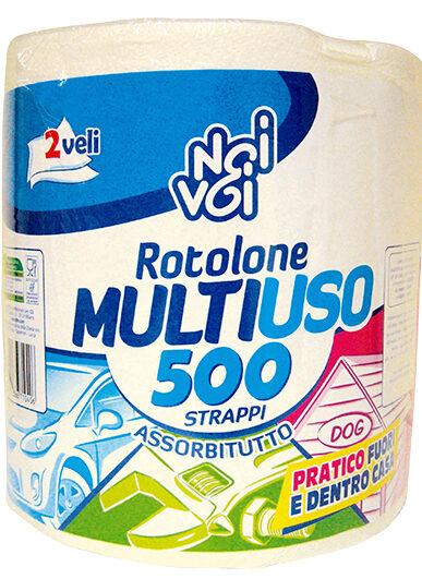 Rotolone Multiuso 500 strappi