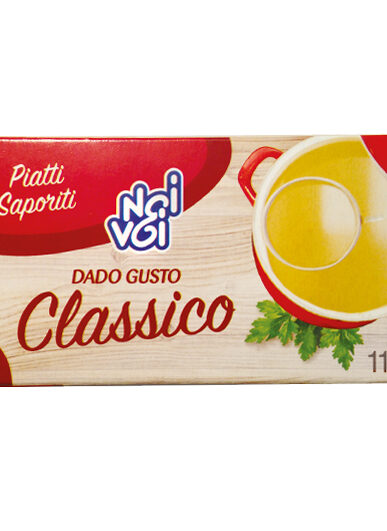 Dado gusto Classico 10 pz 110 g