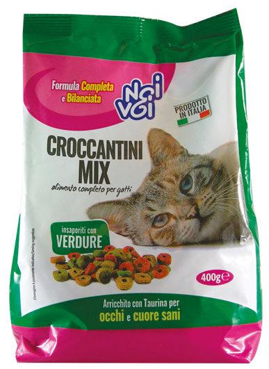 Croccantini Mix insaporiti con Verure 400 g