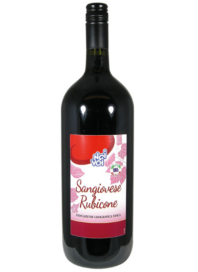 Sangiovese Rubicone IGT 1,5 L
